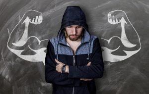 Stop depression develop strength